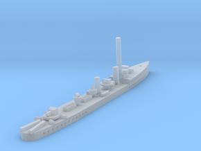 HMS Thanet (Admiralty S class) 1/1800 in Smooth Fine Detail Plastic