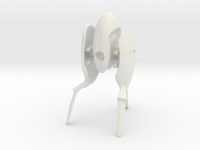 Turret in White Strong & Flexible