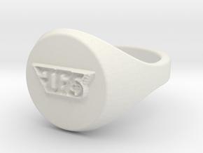 ring -- Thu, 23 Jan 2014 18:06:11 +0100 in White Natural Versatile Plastic