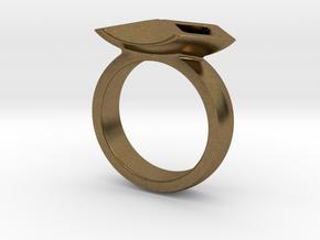 SqR in Natural Bronze