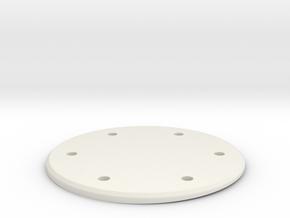 13006-34 in White Natural Versatile Plastic