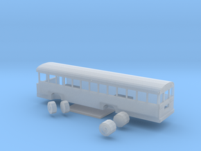bluebird tc/2000 fe school bus 1/160 n scale in Smooth Fine Detail Plastic