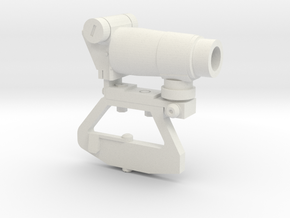 1:6 Scale PK-AS Sight in White Natural Versatile Plastic