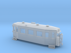 T6 / T7 der MEG mit Imbert-Holzgas-Anlage (1:120) in Frosted Ultra Detail