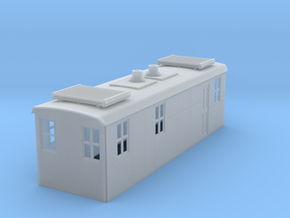boxcab 5.5mm scale in Smooth Fine Detail Plastic
