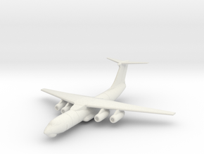 Il-76 1:300 x1 in White Strong & Flexible