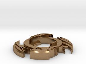 Dranzer X Upload in Natural Brass