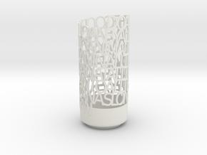 Radiant Good in White Natural Versatile Plastic