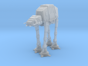 AT-AT 1/270 in Smooth Fine Detail Plastic