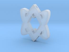 Quantum Science in Smooth Fine Detail Plastic