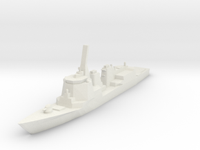 Atago 1:1800 x1 in White Strong & Flexible