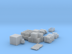 cargo4 revise2_24mm in Smooth Fine Detail Plastic