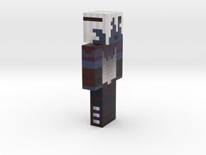 6cm | RemiksCube in Full Color Sandstone