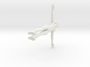 Sonya in White Strong & Flexible