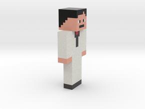 12cm | Intro_GamerHD in Full Color Sandstone