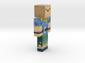 6cm | wondercraft hero ! in Full Color Sandstone