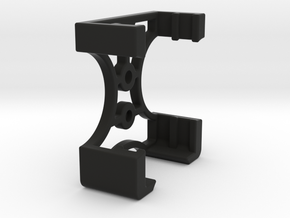 Dual iPhone 5(s) Car holder in Black Natural Versatile Plastic