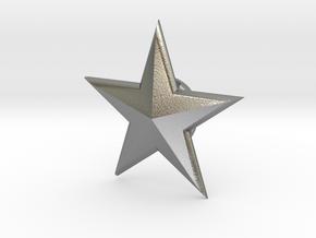 SSM-STAR-BASICloft 1.00 in Natural Silver