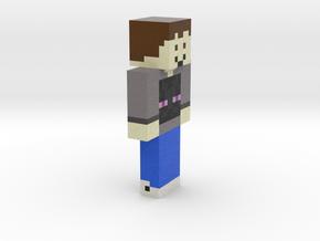 6cm   Hover_Bot in Full Color Sandstone