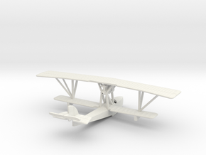 1/144 Macchi M.5 in White Natural Versatile Plastic