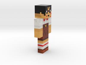 6cm | Captain_Geek in Full Color Sandstone