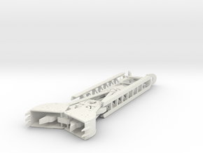 SW Greifer K1210 2 in White Natural Versatile Plastic