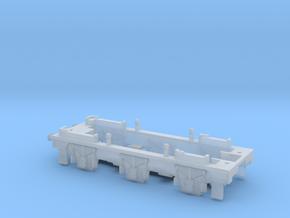 Tender Frame in Smooth Fine Detail Plastic