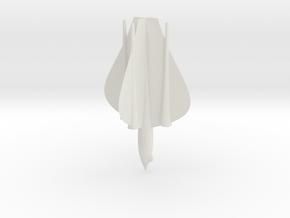 Reverse deltajet in White Strong & Flexible