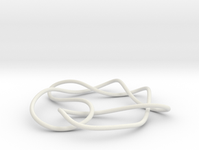 knot 7-2 100mm in White Strong & Flexible
