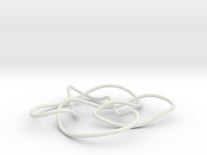 knot 8-14 100mm in White Strong & Flexible
