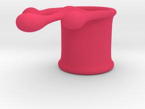 Tunnel Drip in Pink Processed Versatile Plastic