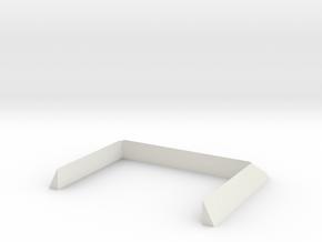 Übergang LFKatS in White Natural Versatile Plastic