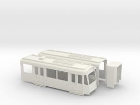 Hannover üstra 601 Gehäuse in White Natural Versatile Plastic