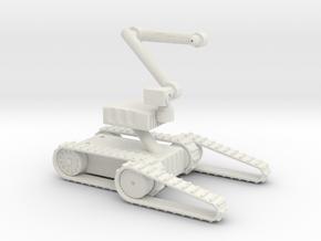 IROBOT in White Natural Versatile Plastic