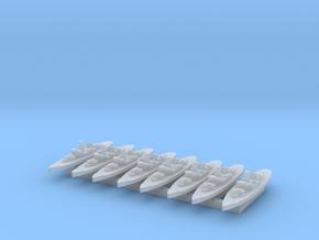 Amphitrite 1:6000 x8 in Smooth Fine Detail Plastic