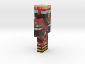 6cm   CraftzBoss in Full Color Sandstone