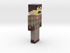 6cm | GameChap in Full Color Sandstone