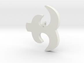 AKOKO NAN in White Natural Versatile Plastic