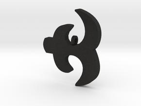 AKOKO NAN in Black Acrylic