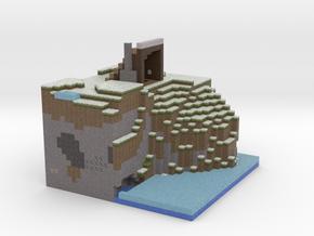 Cliff House in Full Color Sandstone