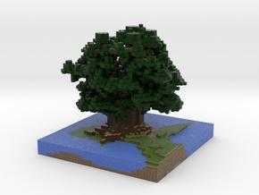 Deku Tree in Full Color Sandstone