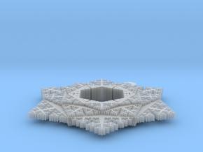Cesaro Snowflake - 5 in Smooth Fine Detail Plastic