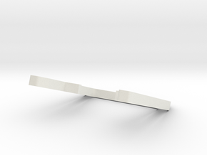 DOCKING STAND BASE in White Natural Versatile Plastic