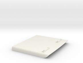 MACK-Floor-1-10 in White Strong & Flexible