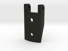 lampenhalter in Black Natural Versatile Plastic