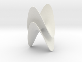 Torus with two ends of type (2,2,3) in White Strong & Flexible