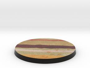 Base 1  Rain Sand Stars in Full Color Sandstone
