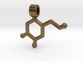 Dopamine in Natural Bronze