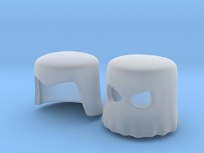 Cobra Commander Headwear For Minimates in Smooth Fine Detail Plastic