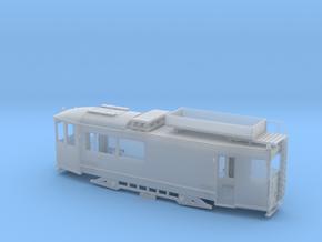 Arbeitstriebwagen der Thühringer Waldbahn Spur H0 in Smooth Fine Detail Plastic